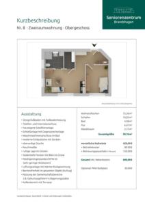 Kurzbeschreibung Wohnungen 8
